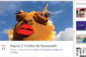 Ainda tem bloco de carnaval rolando em Curitiba