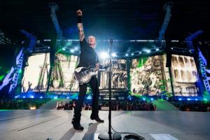 Show do Metallica em Curitiba deve ser adiado novamente, desta vez para fim de 2021