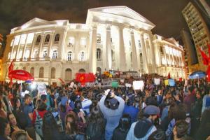 Novo protesto contra cortes na educação acontece nesta quinta em Curitiba. Saiba todos os detalhes