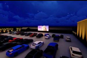 Drive-in de entretenimento estreia dia 28 em Curitiba com sucessos do cinema