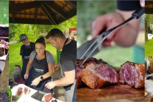 Parques e ruas de Curitiba viram cenários de experiências e aulas de gastronomia