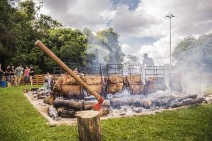 Evento traz cortes e preparos inéditos, em um churrasco como Curitiba nunca viu