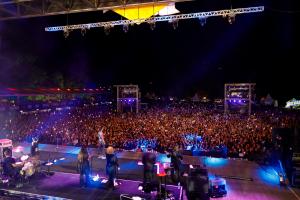 De Legião Urbana a Skank, festival promove uma verdadeira seleção brasileira do rock na Pedreira Paulo Leminski