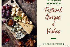 Mercado Municipal de Curitiba apresenta Festival de Queijos e Vinhos