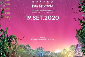 Warung Day Festival na Pedreira Paulo Leminski tem nova data