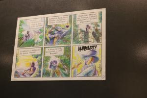 Goethe-Institut apresenta exposição de quadrinhos inspirados em Alexander von Humboldt