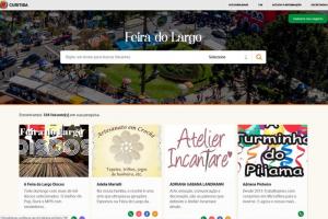 Site ajuda artesãos da Feirinha do Largo a vender seus produtos