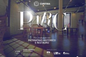 Curitiba ganha pós-graduação em restauro tem parceria com escola e professores franceses