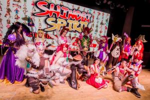 Esquenta para o Shinobi Spirit deve reunir fãs da cultura geek de Curitiba neste sábado