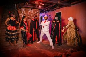 Gangrena Gasosa traz o seu saravá metal a Curitiba neste sábado