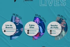 Confira as lives curitibanas que vão rolar esse fim de semana