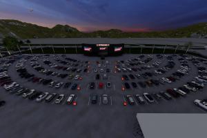 Drive-in do Expotrade Pinhais anuncia programação de lançamento. Veja as atrações