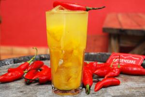 Caipirinha de manga com pimenta; 1ª Caipifest de Curitiba tem sabores exóticos