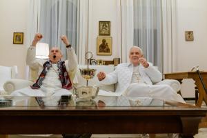 Cine Passeio exibe o novo filme de Fernando Meirelles ´Os Dois Papas´