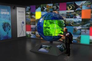 Curitiba será sede do mais interativo e inusitado museu sobre água do Brasil