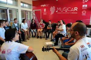 Fundação Cultural de Curitiba oferece 180 vagas para aulas gratuitas de música
