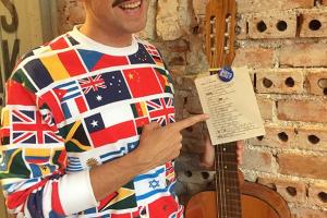 Curso de inglês de Curitiba oferece bolsa de estudo de R$ 19 mil para fãs de Friends. Saiba como concorrer