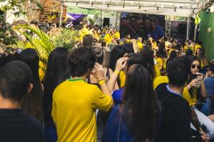 Seis lugares descolados para assistir Brasil X Argentina em Curitiba