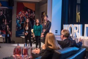 Seis estudantes do Paraná vão para a maior competição de educação profissional na Rússia
