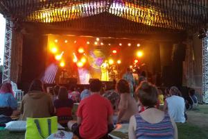 Um dia de Libélula, um festival multicultural