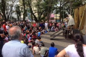 Festival de Artes movimenta o bairro do Tatuquara com diversas atrações culturais