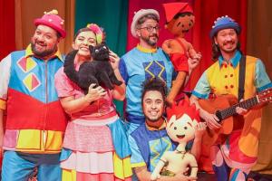 Reformado, Teatro Cleon Jacques será reaberto com música para crianças