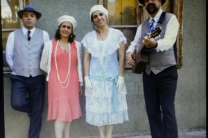 Projeto Trovadores Urbanos comemora 30 anos com lives