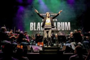 Orquestra Sinfônica faz concerto com repertório da banda Metallica em homenagem à Curitiba