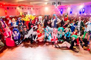 Shinobi Spirit deve reunir 25 mil fãs de cultura geek neste fim de semana em Curitiba. Veja programação completa