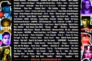 Lollapalooza anuncia versão online com Paul McCartney, The Cure, Metallica, Lorde e muito mais