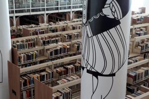 Veja a lista com os livros mais emprestados na Biblioteca em julho