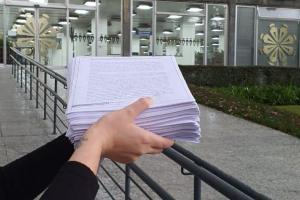 Coletivo Fechados pela Vida protocola pedido de lockdown em Curitiba com 15 mil assinaturas