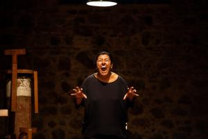 Regina Casé retorna aos palcos e discute a identidade nacional no monólogo Recital da Onça