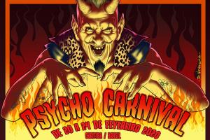 Edição Psycho Carnival 2020 é confirmada. Line up será divulgado em novembro