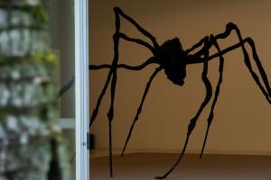 """Curitiba receberá """"Spider"""", escultura de aranha gigante, de Louise Bourgeois"""
