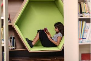 Biblioteca Pública  tem gincana de leitura,  filmes e oficinas nas férias