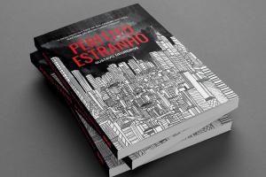 Lançamento de livro de mistério em Curitiba terá labirinto interativo. Saiba como vai ser