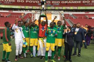 Pela primeira vez, Curitiba terá etapa da Copa dos Refugiados. Saiba os detalhes