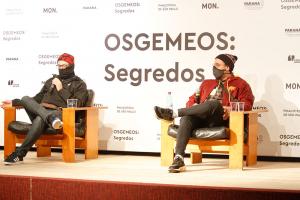 MON abre neste sábado a esperada exposição 'OSGEMEOS: Segredos'. Veja vídeos