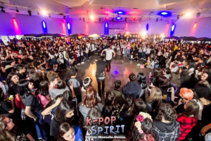 Shopping recebe evento de Flash Mob voltado ao universo K-Pop