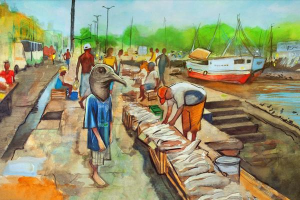 Gidalti Jr: Castanha do Pará