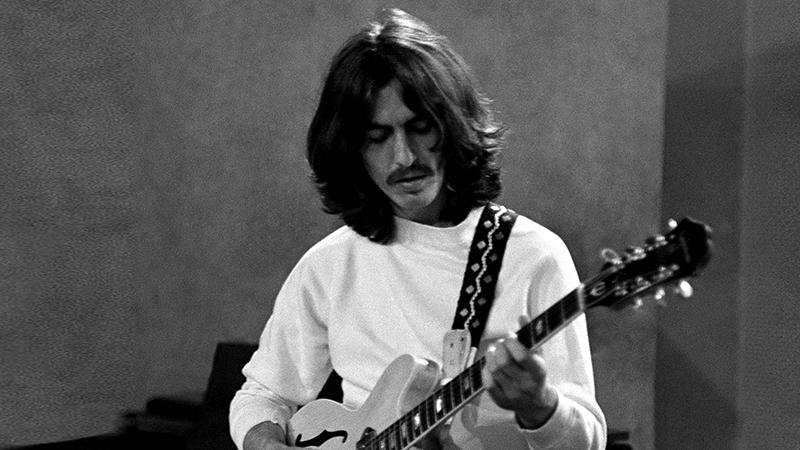 Resultado de imagem para George Harrison