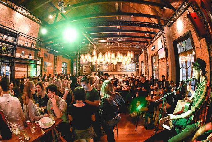 We Are Bastards Pub é um dos bares de Curitiba que recebe a programação do Pint of Science