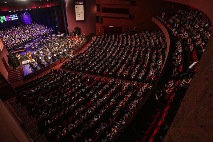 Concerto no Teatro Guaíra é o último evento da Oficina de Música: homenagem a Beethoven