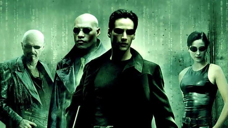 Matrix, o filme mais importante de 1999.