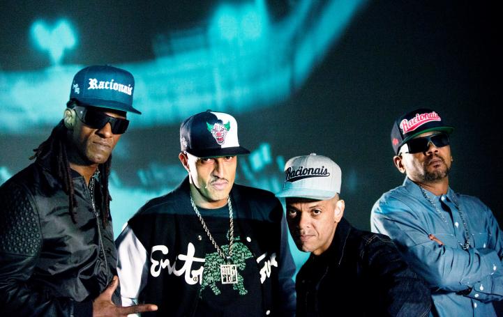 Racionais MC's.