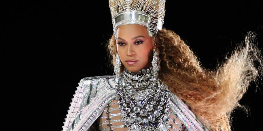 Beyoncé é um dos destaques da lista.