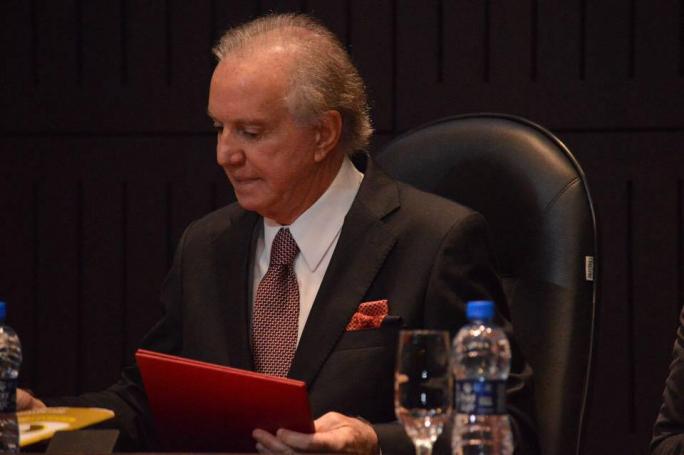 Glaucio Geara, presidente da ACP