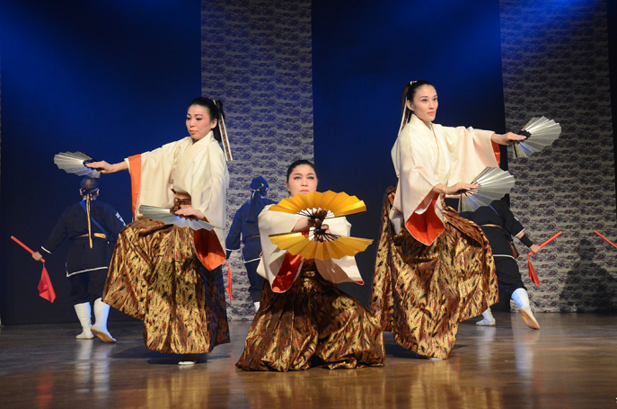 Festa apresenta a cultura nipo-brasileira