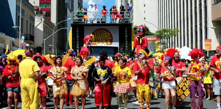 Foliões de todas as idades podem participar do pré-Carnaval com o bloco Garibaldis e Sacis, que acontece no próximo domingo (24/2), das 15h às 19h, na Avenida Marechal Deodoro.